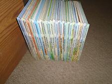 28 book Complete Set Grolier Alice in Bibleland Books no names