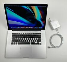 "Apple MacBook Pro Retina 15,4"" i7 2,2 Ghz 512 GB SSD 16 GB Ram SILBER 2015"