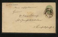 Austria  postal  envelope   used     MS1128