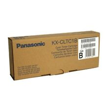 Original Panasonic KX-CLTC1B Toner cyan neu B