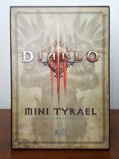 Diablo 3 III Mini Tyrael Statue Blizzcon 2011 Blizzard Collectible Figure