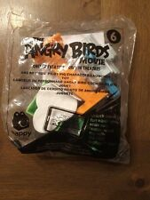 McDonald's Angry Birds Happy Meal Toy #6 Pilot Pig Buy 3 Get 4th Free (3)!