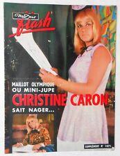 ►NOUS DEUX FLASH 1071/1967 - CARON - SYLVIE VARTAN - RICHARD ANTHONY - BARDOT