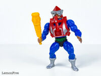 MOTU - MEKANECK - Complete Original Malaysia 1983 Mattel Action Figure He-Man #3