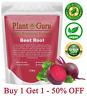 Red Beet Root Powder 2 lb. Beta Vulgaris Non-GMO Nitric Oxide Extract Super Food