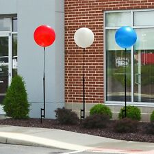 Reusable Balloon Durable Super Long Lasting Weatherproof Plastic Helium Free