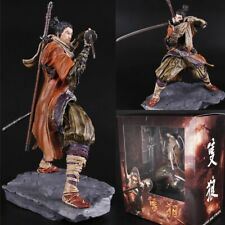 Sekiro action figure toy model Samurai figurine PVC doll 20cm Shadows Die Twice