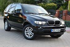 "BMW X5 E53 3.0 DIesel Panorama Navi Webasto Wheels 17"" + 22"""