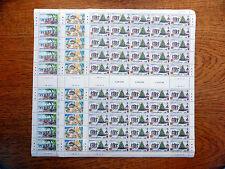 SOLOMON ISLANDS Wholesale 1995 Xmas £1.05, $1.25 & $1.45 Sheets of 50 FP2534