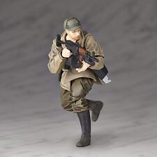 revol mini Metal Gear Solid Soviet Soldier Action Figure