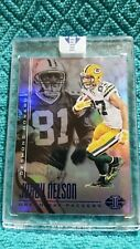 2017 Illusions Jordy Nelson & Desmond Howard Encased 26/100 Green Bay Packers