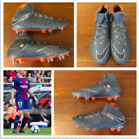 PACO ALCACER MATCH WORN NIKE BOOTS SHOES, SCARPE