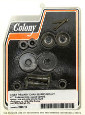 Harley 45 Models 29-40 Inner Primary Chain Guard Mount Kit Park Colony 2283-12