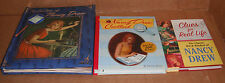 Lot of 3 Nancy Drew Novelty/Activity Books by Carolyn Keene Hardcover NEW