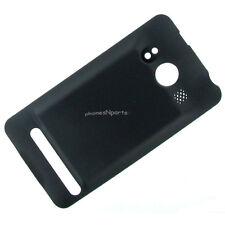 Black Original HTC Evo Extended Battery Door Back Cover