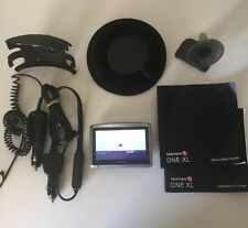 Tom Tom One XL car GPS Bundle