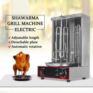 Electric Doner Kebab Shawarma Grill Machine Tacos  Pastor GyrosRotisserie AUPlug