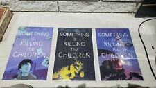 Something is Killing the Children 3 4 5 lot (Boom! Studio) 1st Prints Sold Out