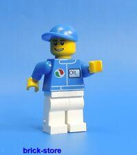 LEGO (3180) CITY FIGURINE (numéro 5) véhicule utilitaire et station service
