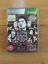 Sleeping Dogs (Classics) for Xbox 360 *No Manual*