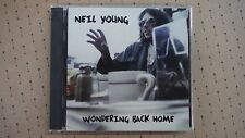 "NEIL YOUNG  ""WONDERING BACK HOME"""" PRO SOURCED SILVER DISC-BRAND NEW-HEY HEY"