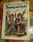 DDR -  Hanning und Lösche  + Trompeterbuch Band 158 +   Liesel Riefstahl
