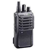 ICOM IC-F4001 RC UHF Handheld Radio  - NEW VERSION With Li-ion Battery/ Charger
