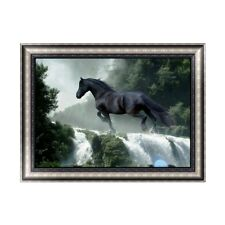 DIY 5D Horse Diamond Embroidery Rhinestone Painting Cross Stitch Decor Gift