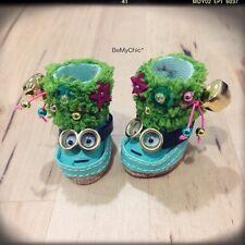 Blythe Pullip Outfit Dress Pullip Shoes Blythe Shoes - Cute Joyful Minion