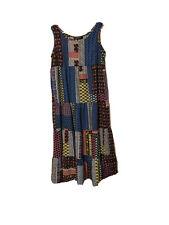 Gracila Multi Color Sleeveless Dress