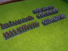 Painted Plastic 1751-1815 Toy Soldiers 21-50