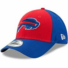 sale retailer b3238 60d9c Buffalo Bills New Era The League Blocked 9FORTY Adjustable Hat