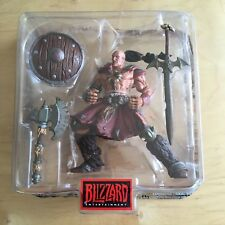Diablo II Barbarian Epic Action Figure Collection Series 2 II Blizzard 2000