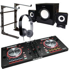Numark Mixtrack Pro 3 DJ Controller Bundle with Free Loops Pack