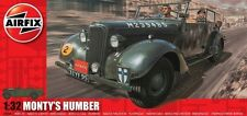 AIRFIX 1/32nd Scale WW2 Monty's Humber Snipe Staff Car Model Kit New In Box 5360