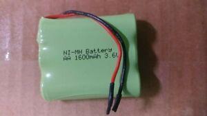 Sealite SL15 3,6 NI-MH 3.6 Volt Batteries Fully tested, guaranteed NEW