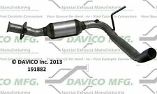 2002-2005 Explorer 4.6L 191882 Davico Catalytic Converter Passenger Right Side