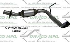 2002-2005 Explorer 4.6L 191882 Davico Catalytic Converter Passenger Right Side