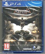 """BATMAN Arkham Knight """"NUOVO E SIGILLATO"""" * PS4 (quattro) *"""