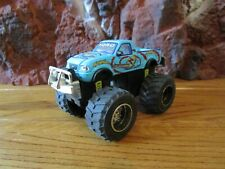 "Ford 4x4 Monster Truck Pickup 4"" Die Cast Scale Model 1/48 approx."