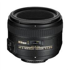 NEW Nikon AF-S Nikkor 50mm f/1.4G Autofocus Lens