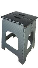 Large Step Stools Indoor Outdoor Home Garden Furniture Plastic Heavy Duty Seats
