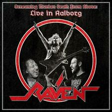 RAVEN - SCREAMING MURDER DEATH FROM ABOVE: LIVE IN AALBORG   CD NEU