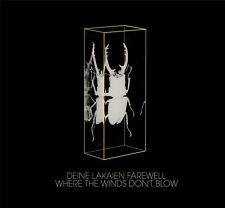 DEINE LAKAIEN FAREWELL/WHERE THE WINDS DON'T BLOW (4-TRACK) MCD 2014
