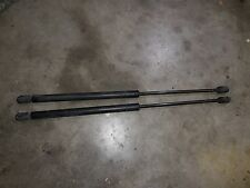 JAGUAR S TYPE 2000-2001 OEM USED Hood Lid Arm Rod Struts Support XR83-16C826-AA