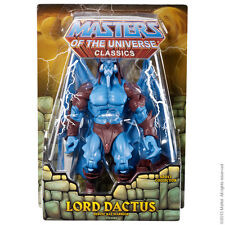 MOTUC Lord Dactus Masters of the Universe Classics He-Man Club Eternia New