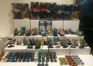 Skylanders Imaginators Figures Crystals Chests Loose and New Updated Sep 17th