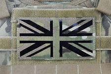 "Large Infrared Multicam IR UK Flag Patch 5"" x 3"" UK Special Forces UKSF SAS SBS"