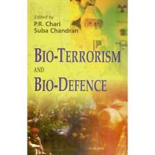 Bioterrorismus und Bio-Verteidigung-Hardcover NEU P. R. Chari, D. 2005-01-01