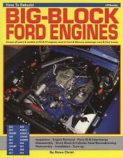 How To Rebuild BIG-BLOCK FORD ENGINES, Repair, General, Customize, Steve Christ,